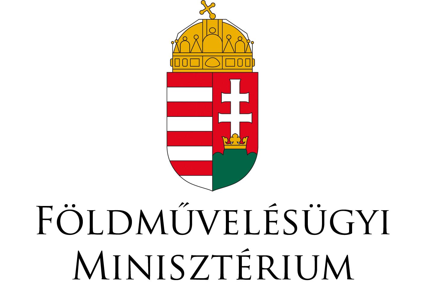 Földművelésügyi Minisztérium embléma