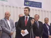 A 13. KÁN-t Feldman Zsolt mezőgazdaságért felelős államtitkár nyitotta meg
