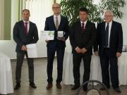 Első díjat kapott a Bonafarm-Bábolna Takarmány Kft