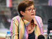 Sári Enikő, a Magyar Mezőgazdaság Kft ügyvezetője