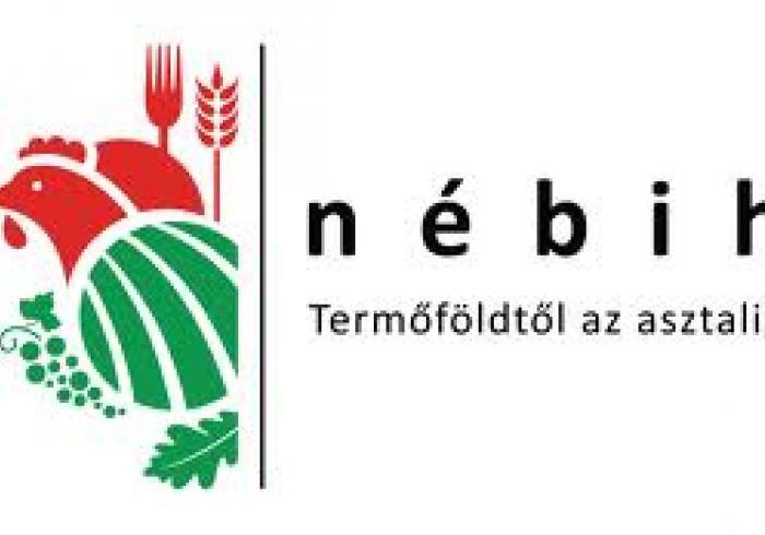 NÉBIH logó