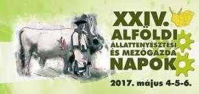 XXIV. Alföldi Állattenyésztési Napok 2017